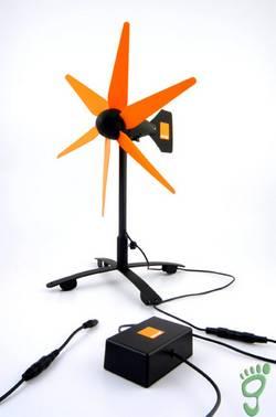 Orange wind generator