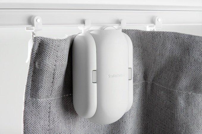 switchbot curtain rail