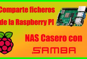 Samba NAS Raspberry Pi
